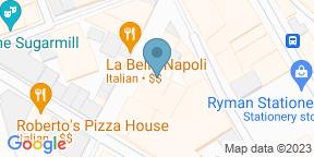Google Map for Bloom Hanley