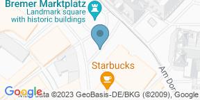 Bremer Ratskeller auf Google Maps