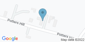 Google Map for The White Hart at Moorwood Moor