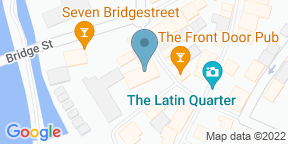 Google Map for Kirby's