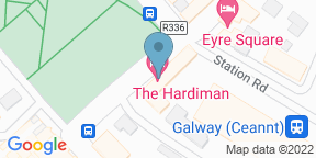 Google Map for The Hardiman - Afternoon Tea