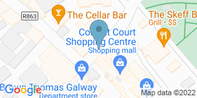 Google Map for Beef & Lobster - Galway