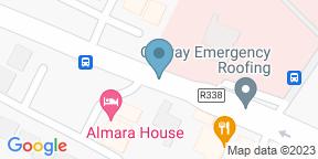 Google Map for The g Hotel – Gigi's Restaurant