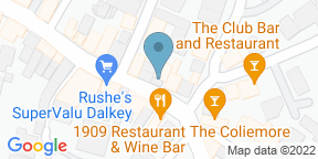 Google Map for Grapevine