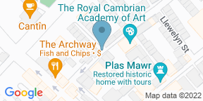 Google Map for Watsons Bistro