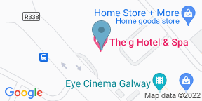 Google Map for The g Hotel – Signature Lounges