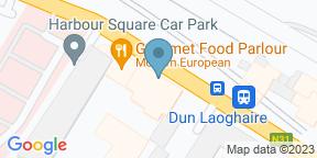 Google Map for Bistro Le Monde
