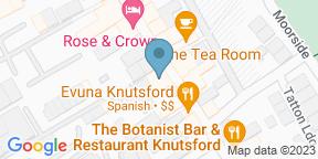 Google Map for Cross Keys Hotel Knutsford