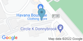 Google Map for Le Comptoir Cafe