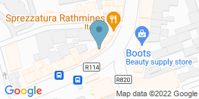 Google Map for Voici Creperie and Wine Bar