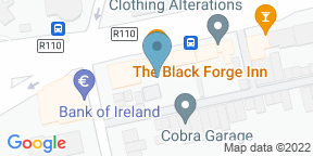 Google Map for The Black Forge