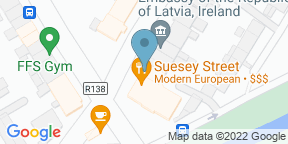 Google Map for Suesey Street