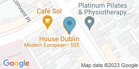 Google Map for House Dublin