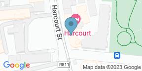 Google Map for Harcourt Bar & Garden Lounge