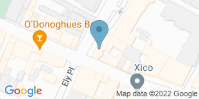 Google Map for Pearl Brasserie