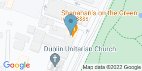 Google Map for Shanahan's on the Green