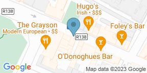 Google Map for BANG Restaurant & Bar