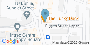 Google Map for The Lucky Duck