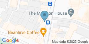 Google Map for Peruke & Periwig