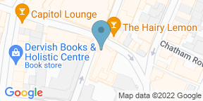 Google Map for Bartley's at The Grafton Hotel