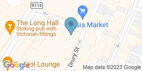 Google Map for Fade Street Social - The Gastro Bar