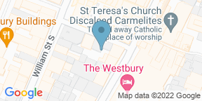 Google Map for Coppinger Row