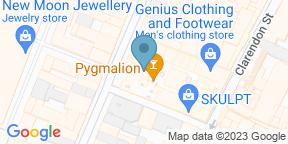 Google Map for Farrier & Draper