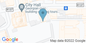 Google Map for Chez Max