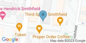Google Map for Thundercut Alley