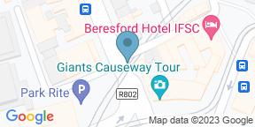 Google Map for Art Cafe