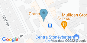 Google Map for Grano Restaurant
