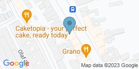 Google Map for Mi Thai