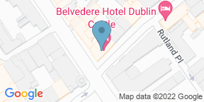 Google Map for The Castle Vaults