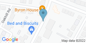 Google Map for Bench