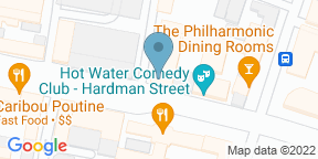 Google Map for Flute Liverpool
