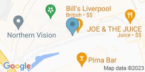 Google Map for Bill's Restaurant & Bar - Liverpool