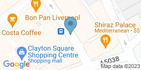 Google Map for Blob Shop Liverpool