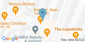 Google Map for BAR SAN JUAN