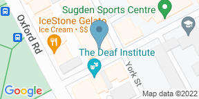 Google Map for Flour and Flagon Manchester