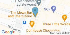 Google Map for The Mews Bar and Charcuterie
