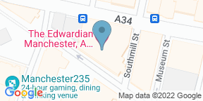 Google Map for Afternoon Tea at The Library curated by Assouline