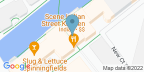 Google Map for Clubhouse Left Bank