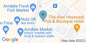 Google Map for Salvi's Northern Quarter