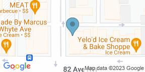 Google Map for Smokey Bear