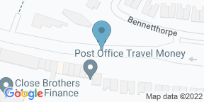 Google Map for Cafe Bar Concerto
