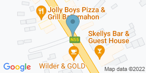 Google Map for Jolly Boys Pizza & Grill