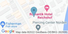 Google Map for Restaurant Heimisch