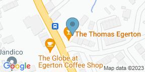 Google Map for The Thomas Egerton