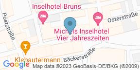 Google Map for Lieke Deeler