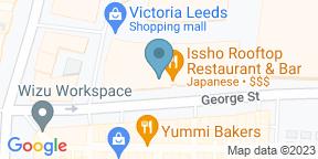 Google Map for Issho Bar